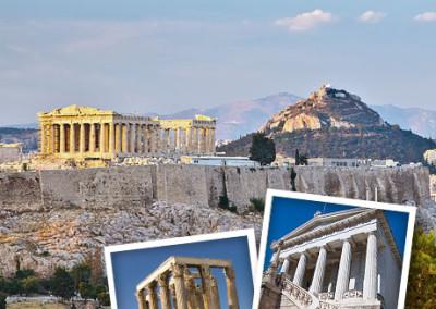 Ξενάγηση στο ιστορικό κέντρο της Αθήνας