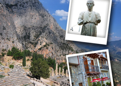 Two-day Guided Tour to Delphi