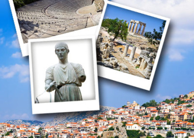 Four-Day guided tour to Classical Greece
