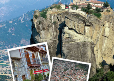 Two-Days Guided Tour to Meteora